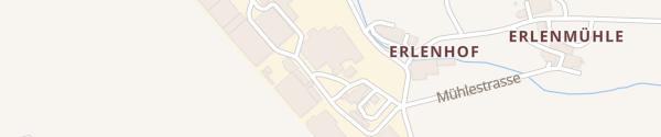 Karte Erlenhof Gossau