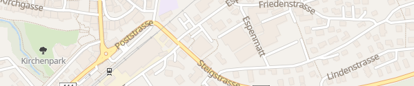 Karte Migros Bischofszell