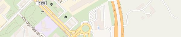 Karte Novotel Milano Linate Aeroporto Mailand