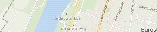 Karte EMB Ladestation Bürgstadt
