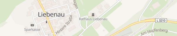 Karte Rathaus Liebenau