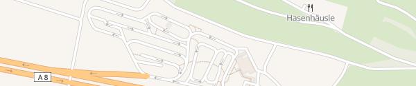 Karte Denkendorf Nord Denkendorf