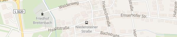 Karte Gasthaus Kraft Schauenburg