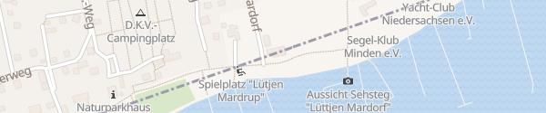 Karte Hotel Restaurant Fischerstübchen Neustadt-Mardorf
