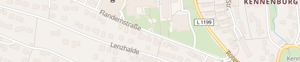 Karte EnBW Ladesäule Esslingen