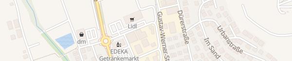 Karte Systemhaus Hummel Frickenhausen