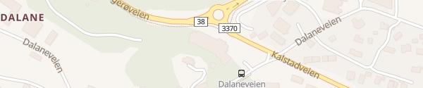 Karte Rema 1000 Kragerø