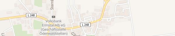 Karte Im Dorf Hohenstein