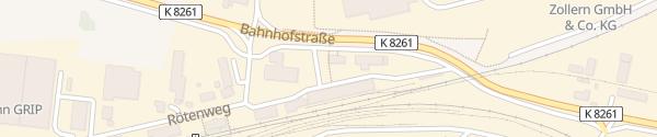 Karte Bäckerei Cafe Bistro Zoll Haus Herbertingen