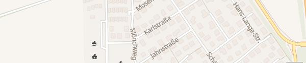 Karte Privater Ladepunkt crOhm Baunatal