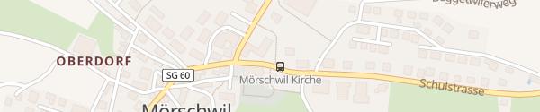Karte Gemeindeverwaltung Mörschwil