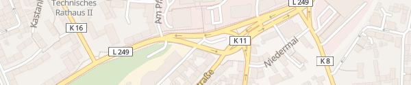 Karte Rathaus Flensburg