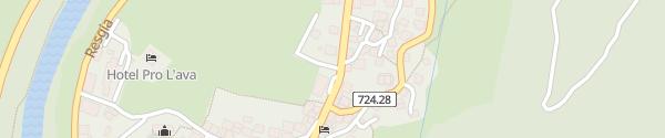 Karte Gemeindeamt Zillis