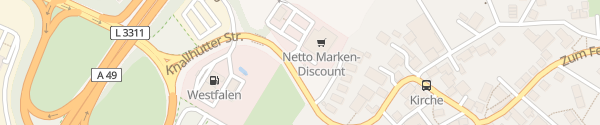 Karte Netto Baunatal