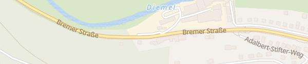 Karte Krebs & Riedel Schleifscheiben Bad Karlshafen