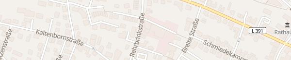 Karte Autohaus Senne Barsinghausen