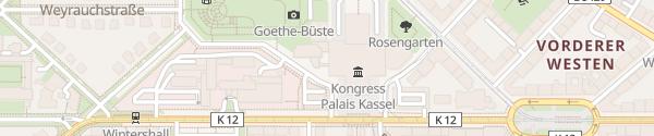 Karte H4 Hotel Kassel