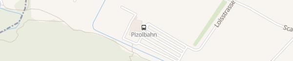 Karte Pizolbahnen Bad Ragaz