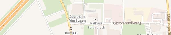 Karte Rathaus Fuldabrück