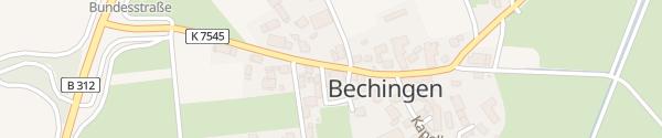 Karte Heimatküche Bechingen Riedlingen