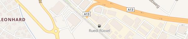 Karte Von Rotz Automobile Bad Ragaz