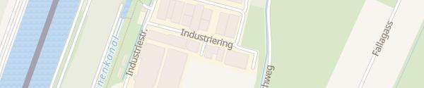Karte Schnellladesäule kommod Hotel Ruggell