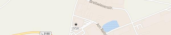 Karte TS-Carservice Solartankstelle Schlüchtern