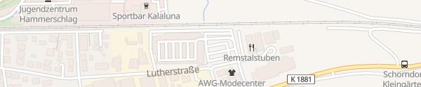 Karte Kaufland Schorndorf