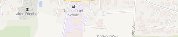 Karte Turnerweg Todenbüttel
