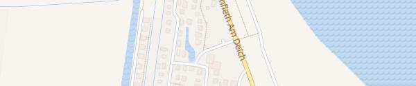 Karte Feriendorf Altes Land Hollern-Twielenfleth