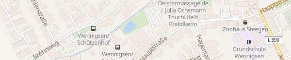 Karte Edeka Ladestation Wennigsen