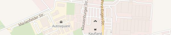 Karte Kaufland Tettnang