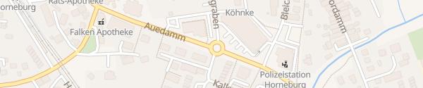 Karte Volksbank Horneburg