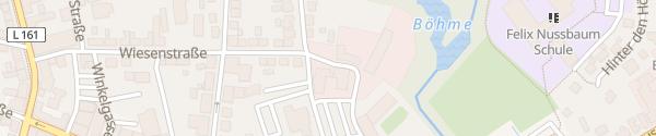 Karte Stadtwerke Böhmetal Walsrode