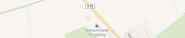 Karte dieAutoschmie.de Ringsberg