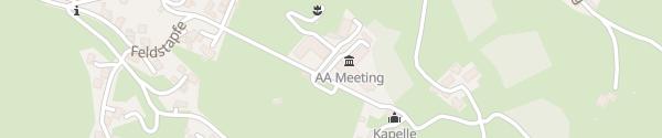 Karte KH Stiftung Maria Ebene Frastanz