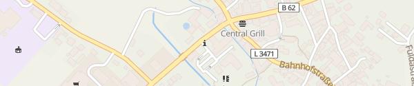 Karte Rathaus Niederaula