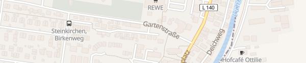 Karte Samtgemeinde Lühe Steinkirchen