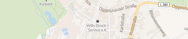 Karte Marktplatz Bad Buchau