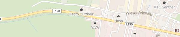 Karte OMV Frastanz