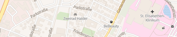 Karte Landratsamt Ravensburg