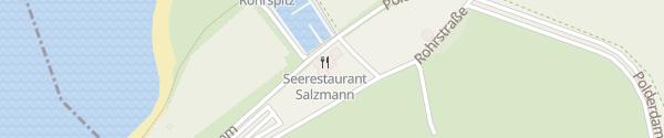 Karte Rohrspitz Yachting Salzmann Fußach