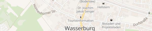 Karte Rathaus Wasserburg