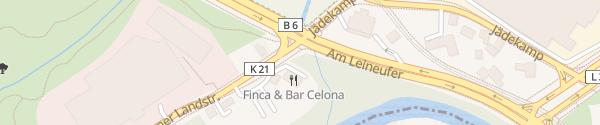 Karte Finca & Bar Celona Hannover