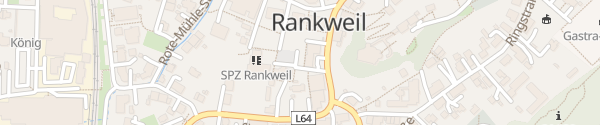 Karte Post Rankweil