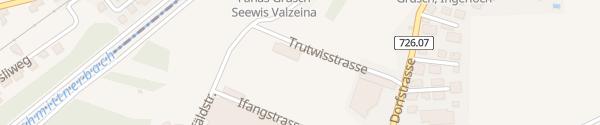 Karte GRITEC Grüsch
