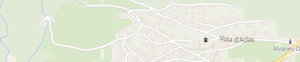 Karte Privater Ladepunkt Alvaneu Dorf