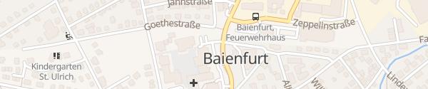 Karte Marktplatz Baienfurt