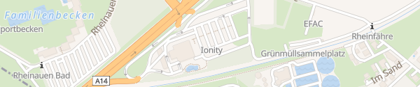 Karte IONITY Hohenems Hohenems