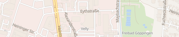 Karte Gebauer's EDEKA center Göppingen